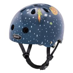 Baby Nutty Outer Space Helmet – Lucky Skates