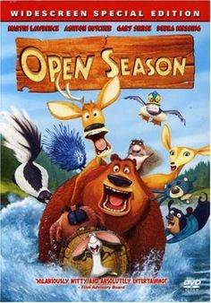 open season movie - Google Search