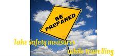 Guideline for Safe Traveling
