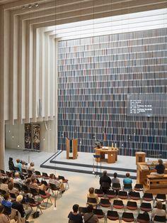 Deutscher Architekturpreis 2015, Sauerbruch Hutton, Immanuelkirche, Köln-Stammheim, Kisling
