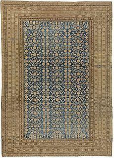 A Samarkand Rug (dorisleslieblau)