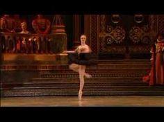 Gillian Murphy Black Swan fouettes. amazingggg
