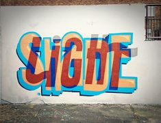Multiple Word Graffiti by Peter Preffington