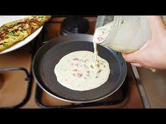 Ti basta solo una padella e pochi minuti per cuocere la cena! - YouTube