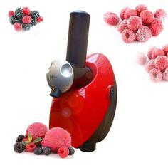 Sorbet, Ice Cream Maker, Summer Time
