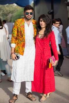 Street Style from Amazon India Fashion Week A/W '16