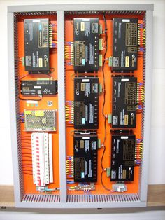 Electrical Circuit Diagram, Control Panel, Smart Home, Landline Phone, Tech, Houses, Design, Roof Design, Arduino Projects