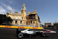 Blog Esportivo do Suíço: Lewis Hamilton bate e Nico Rosberg conquista a pole position no Azerbaijão