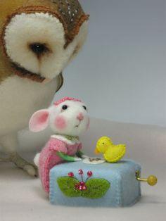 Music box bunny09