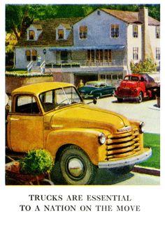 1952 Trucks Are Essential