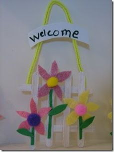 Some idea for my kindy door