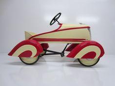 #Vintage pedal car