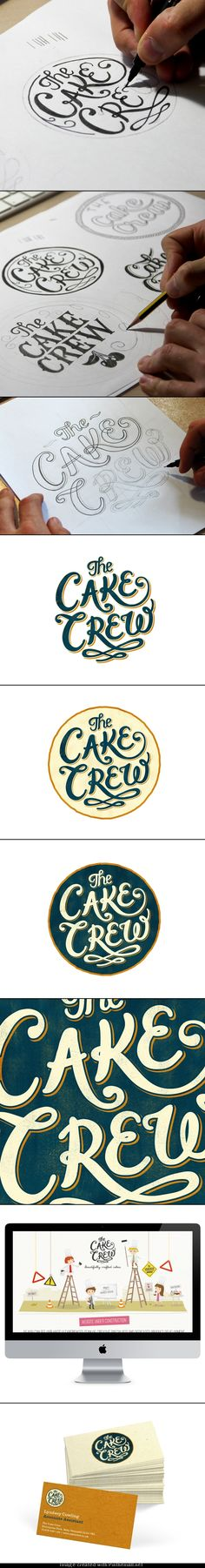 Hand Lettered Logo Design