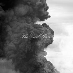 album cover art: the civil wars - the civil wars [08/2013]