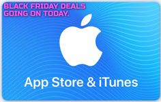 Black Friday 2017  Best App Store and iTunes Gift Card Deals Going Right Now Today