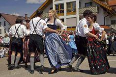 German Dancing!