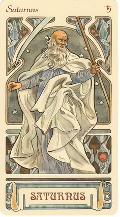 Saturn-- rules the zodiac sign of Capricorn, and corresponds with the 10th house (traditions, structures/discipline/authority, public image, society, vocations.)
