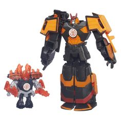 Autobot Drift & Jetstorm - Mini-Con Deployers - Robots in Disguise - Transformers