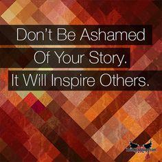 Your story matters!  www.ilovekickboxing.com