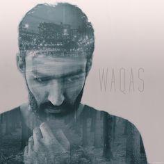 Artwork udarbejdet til musikeren Waqas (fra Outlandish) pic by Amar Mahmood