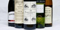 Vintips til baccalao Wine, Bottle, Drinks, Food, Drinking, Beverages, Flask, Drink, Meals