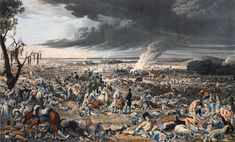 The Field of Waterloo as it appeared the Morning after the Memorable Battle of the June 1815 Framed Print Framed, Poster, Canvas Prints, Puzzles, Photo Gifts and Wall Art Waterloo 1815, Battle Of Waterloo, Fine Art Prints, Framed Prints, Canvas Prints, Bond Street, Napoleonic Wars, Military Art, British Museum