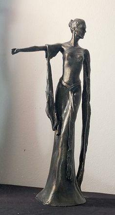 Sculpture by Frank Rekrut