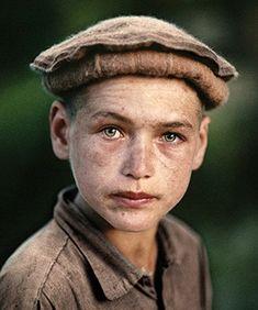 Young Uyghur Boy