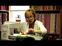 Quilting Tutorial: Quilt-As-You-Go Placemats - YouTube