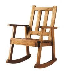 1000 images about sillas mecedoras on pinterest rattan for Mecedora de madera
