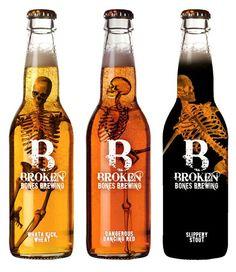Broken Bones Brewery.