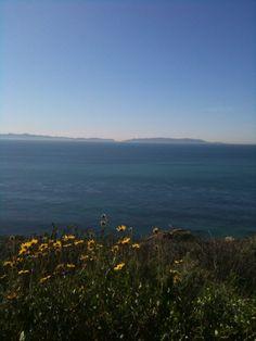 Catalina Island, Balmy Temps and a Walk at Trump National