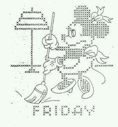 Friday Minnie