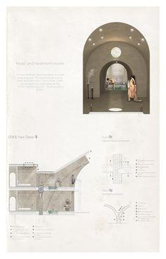 Concept Board Architecture, Landscape Architecture Model, Architecture Portfolio Layout, Architecture Model Making, Conceptual Architecture, Design Portfolio Layout, Architecture Presentation Board, Architecture Collage, Architecture Graphics