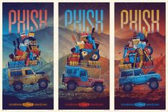 Phish Commerce City by DKNG