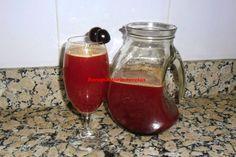 Recopilatorio de recetas : Limonada de cerezas en thermomix