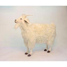 Hansa Toys Stuffed Cashmere Goat