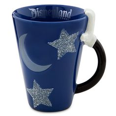 Sorcerer Mickey Mouse Glitter Mug - Disneyland 2013 -- Totally want this mug!