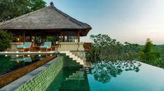 10 hotels around the world you should just visit for their swimming pool