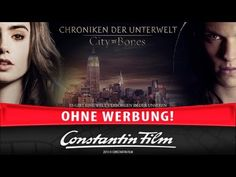 New German trailer for The Mortal Instruments: City of Bones  I DONT KNOW WHAT THEY'RE SAYING BUT I'M DYING