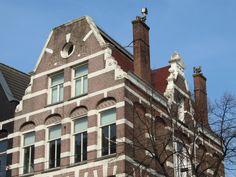 Old house, Amsterdam (de Pijp)