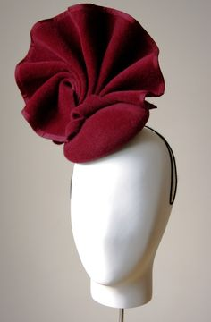 A/W collection 2014 Esther Louise Millinery