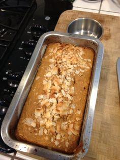Vegan almond cake