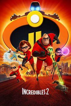 Incredibles 2 ♪√ Teljes Film HD (MAGYARUL) (Incredibles 2 aka The Incredibles 2 - Les Indestructibles 2 - The Increidibois - Les Incroyables 2 - Disney Pixar Klassiker De Utrolige 2 - Суперсемейка 2 С - Gli Incredibili 2 - Imelised 2 - Disney Pixar, Disney Movies, 2018 Movies, Disney Fan, Disney Animation, Pixar Movies, Cinema Movies, Disneyland Movies, Disney Wiki