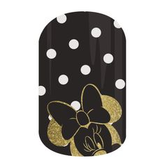 Minnie's Soirée | Jamberry  This Minnie Mouse design will be retired on May 20, 2016, at 11:59 MT--so get yours today!!  kerriberry.jamberry.com  #fashion #glam #glamour #style #ontrend #littlemermaid #princessariel #sleepingbeauty #princessaurora #disneyprincess #minniemouse #minnie #mickeymouse #mickey #disney #disneyworld #disneyland #nontoxic #crueltyfree #vegan #glutenfree