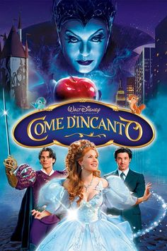 Watch->> Enchanted 2007 Full - Movie Online