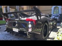 Bugatti Vision Gran Turismo on display at Villa d'Este Concours d'Elegance - YouTube