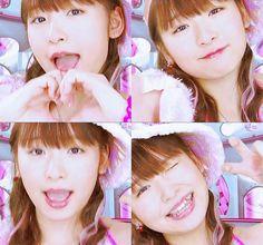 Gap Teeth, Hello Project, Kpop Girls, Girl Group, Cool Girl, Love Her, Magazines, Idol, Kawaii