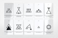 Minimalist Tarot - Forest Friend Creative Projects Tarot Card Tattoo, Male Witch, Witch Tattoo, Magic Symbols, Witch Aesthetic, Piercing Tattoo, Piercings, Forest Friends, Friend Tattoos