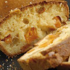 cake pommes potiron / Madame Figaro